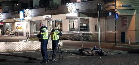 Weg voor winkelcentrum Schothorst deels afgezet na zwaar ongeval
