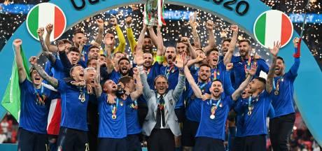 Plus d'un million de téléspectateurs ont regardé la finale de l'Euro sur la Une