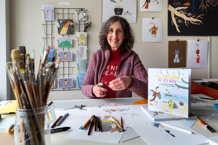 Illustrator Natalie Kuypers