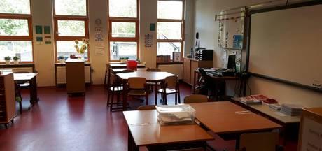 Lege pleinen en dichte deuren: de leraren staken