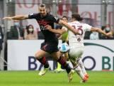 Milan wint op eigen veld van Torino en neemt weer afstand