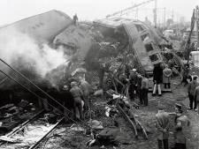 De grootste treinramp in Nederland was in Harmelen