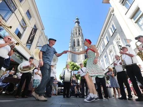 Jazzfestival Breda minder druk door hitte en NAC