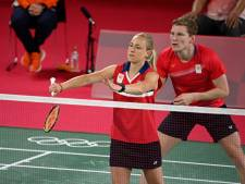 Badmintonduo Tabeling en Piek grijpt naast titel op Dutch Open