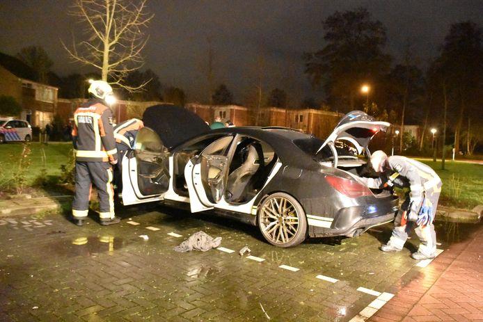 De 16-jarige jongen die vrijdag werd aangehouden voor de autobrand is weer op vrije voeten. De jongen had niks te maken met de brand op de Balsemienstraat in Gouda.