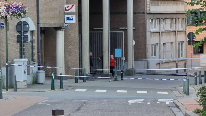 Postkantoor Halle gesloten door wateroverlast: gespecialiseerde firma moet water wegpompen uit ondergrondse garage