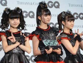 Voor het eerst op Graspop: Japanse Babymetal, K3 in snoeiharde metalversie