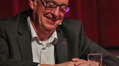 Sp.a-voorzitter Freddy Verkruyssen geeft de fakkel door (en is zelf benieuwd wie zijn opvolger wordt)