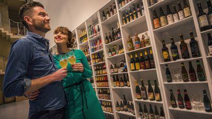 Ontdek de tv-bieren in het Hopmuseum
