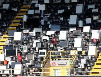 9 miljoen kapotte elektronische toestellen vergaren stof in Belgische huishoudens