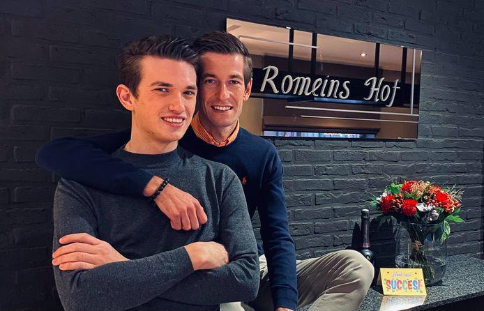 Romeins Hof wordt de nieuwe naam van het restaurant.