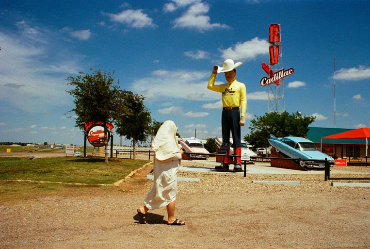 null Beeld Larry Niehues, Texas.