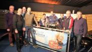 CARNAVAL HALLE: Halse en Aalsterse carnavalisten verbroederen tijdens 'Tagada Ajoin!'