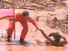 Dodental damdoorbraak Brazilië flink opgelopen: 34 doden en nog honderden vermisten