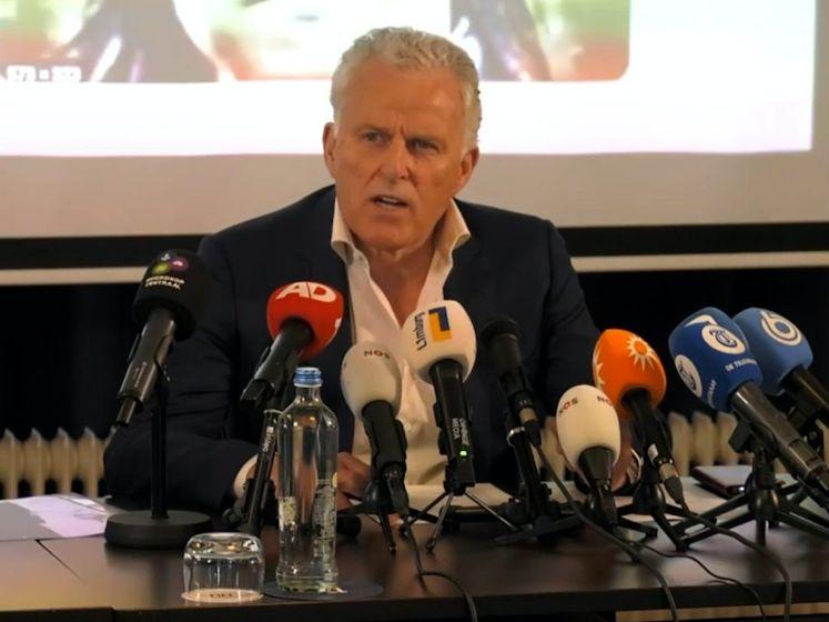 Peter R. de Vries opent stichting De Gouden Tip