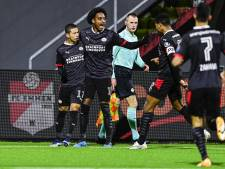PSV pakt nu gewoon 3 in plaats van 41 punten in Emmen