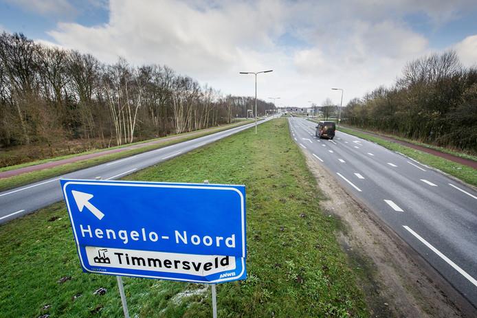 Is het einde van de afslag Hengelo-Noord nabij?