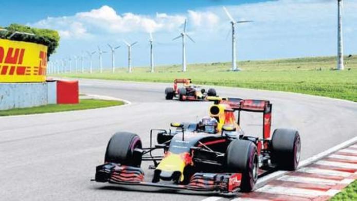 Formule 1 in de polder? Volgens de initiatiefnemers is het mogelijk.