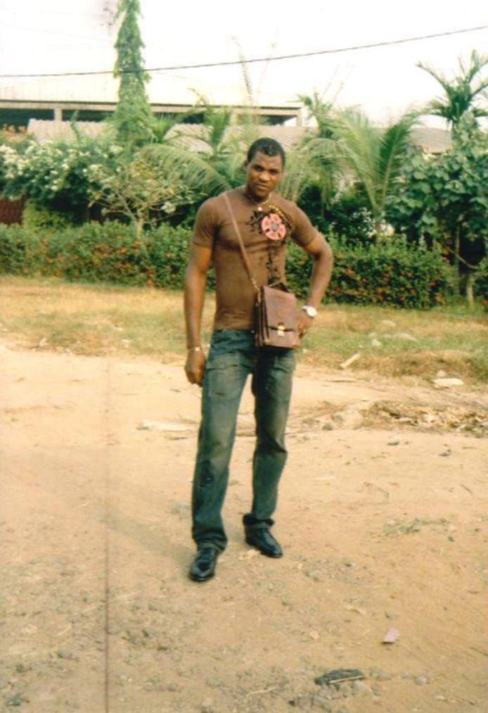 Ngannou in Kameroen.