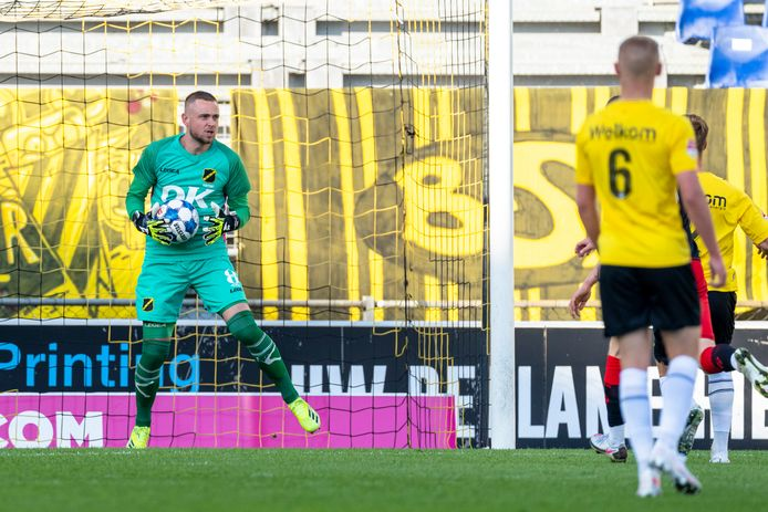 NAC-keeper Kortsmit