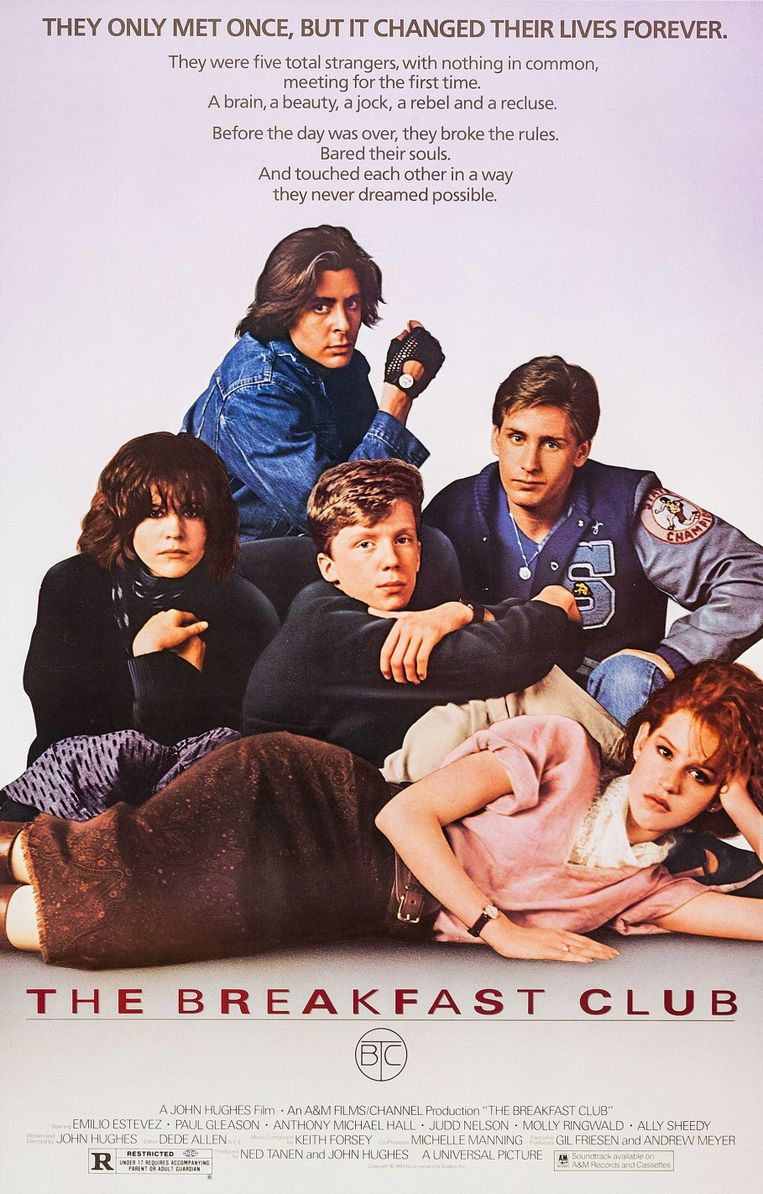 'The Breakfast Club' Beeld Netflix