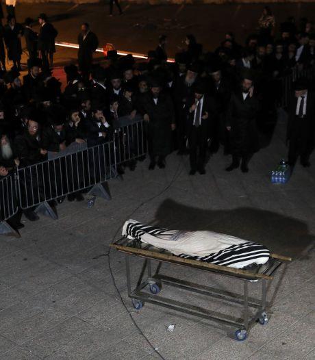 Zeker tien kinderen onder slachtoffers van religieus feest in Israël