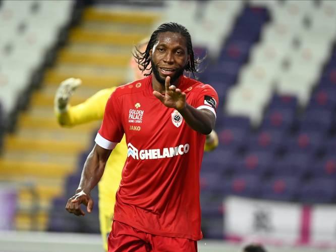 Waar ligt toekomst van Mbokani? Masterclass Dieu maakt spreidstand Antwerp compleet