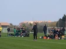 De Graafschap-trainer Snoei: 'Mogen doelpunten niet zo makkelijk weggeven'