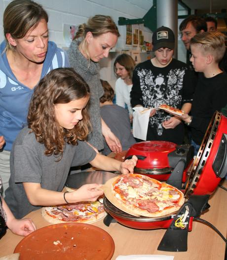 Leren leren over voedsel in Ravenstein: een school vol schimmels