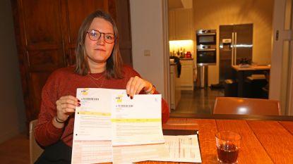 305 euro boete voor te laat betaald sms-ticket