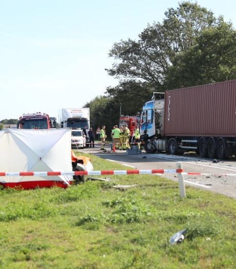 Slachtoffer ongeluk op N18 is 47-jarige vrouw uit Harreveld