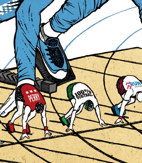 Sportwinkels in Enschede: 'Tegenhouden kun je zaken als Decathlon toch niet'