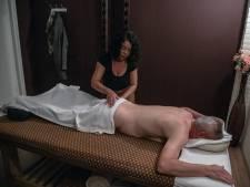 Massage geile Heißes Girl