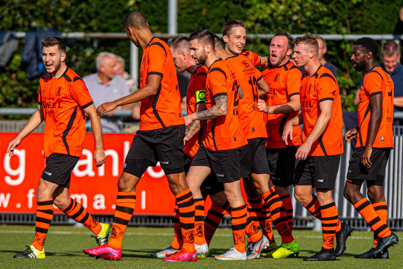 Sparta Nijkerk is de enige regionale ploeg die in de eerste voorronde van de KNVB-beker moet spelen.
