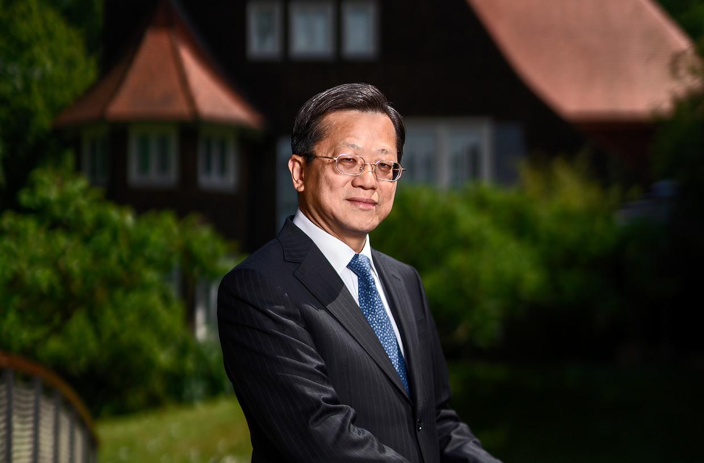Chinese ambassadeur Xu Hong.