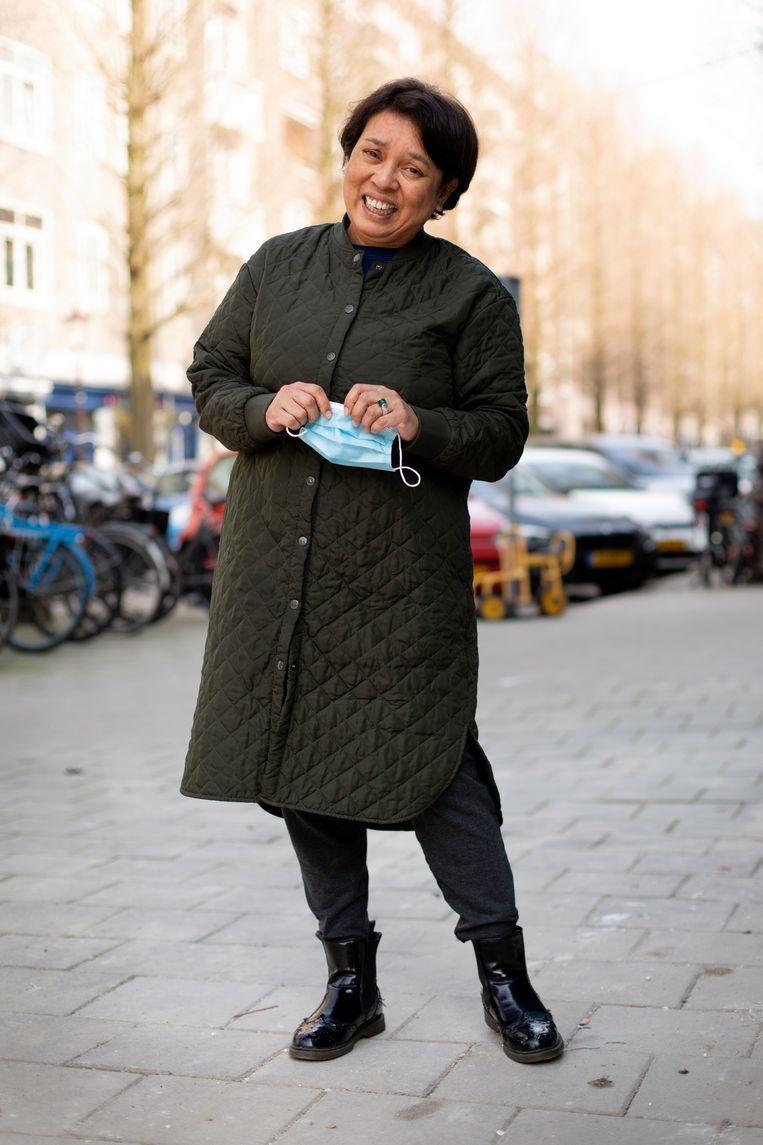 Yvette Supusepa Beeld Susanne Stange