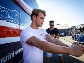 Amaury Cordeel in laatste rechte lijn voor thuisraces in Francorchamps eind deze maand
