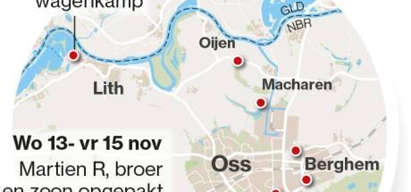 Imperium Brabantse 'Corleones' op instorten na inval woonwagenkamp