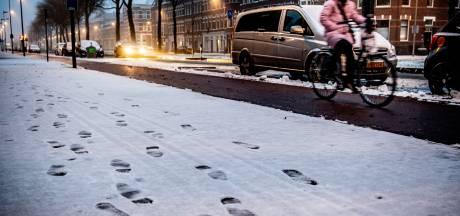 Winterweer: sneeuw en ijzel, code geel van kracht, gladheid zorgt voor ongelukken