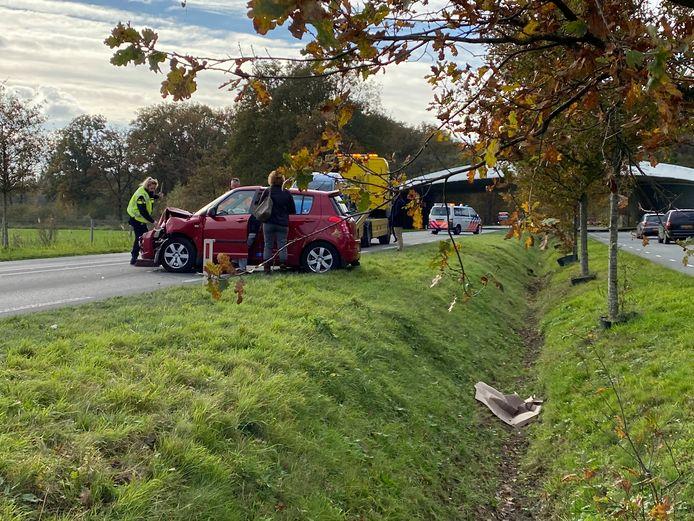 Ongeval N350