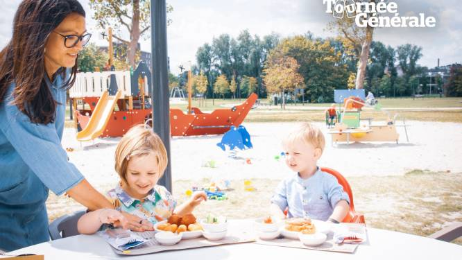 REEKS. Geniet van een drankje terwijl de kinderen ravotten: de leukste terrassen in Limburg voor het hele gezin