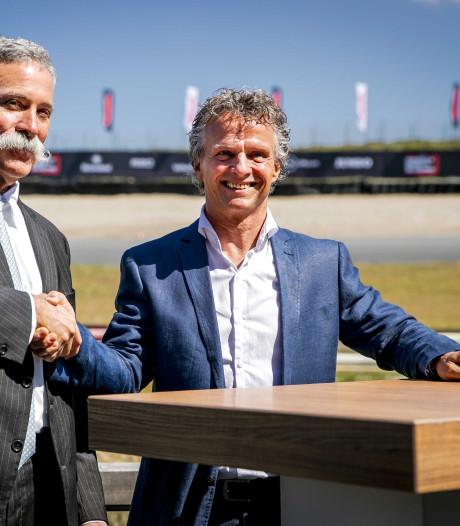 Lammers: Zandvoort ultieme racebeleving