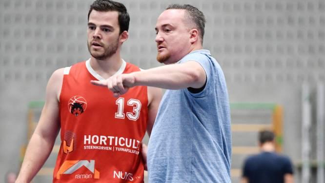 """Kontich Wolves en Wim Van Britsom komen versterkt uit transferperiode: """"Vincent Peeters was een opportuniteit"""""""