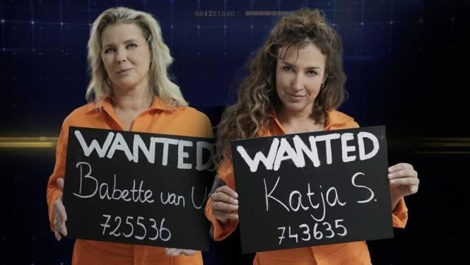 Babette en Katja weer samen op tv in nieuw seizoen Jachtseizoen
