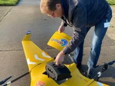 Dronevlucht heeft geen invloed op bloedkwaliteit: experiment ziekenhuis Isala uit Zwolle is succes