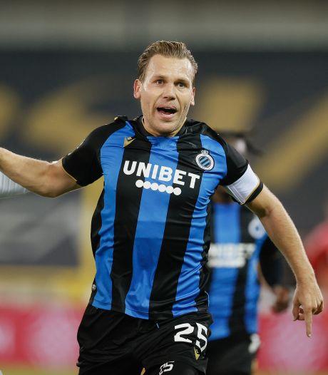 Ruud Vormer was er bij Club Brugge helemaal klaar mee: 'Roos zei: ga nou geen amok maken, maar ik zei: Jawel'