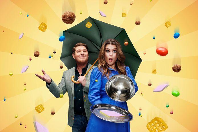 De finale van Snackmasters is vanavond te zien op RTL 4.
