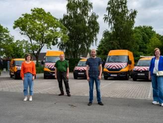 Inhaalbeweging voor groener wagenpark: stad koopt elf voertuigen op CNG voor technische dienst