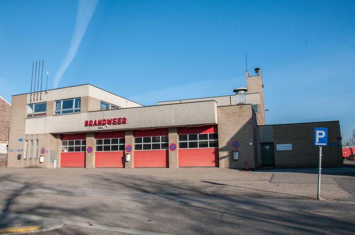 De brandweerpost in Tongeren wordt binnenkort vernieuwd.