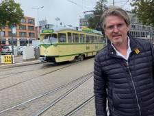 Dj Erik de Zwart wordt trambestuurder bij de HTM 'Dat wilde ik als kleine jongen al'